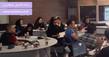 دوره تخصصی واترجمز WaterGEMS برگزار شد- عطران