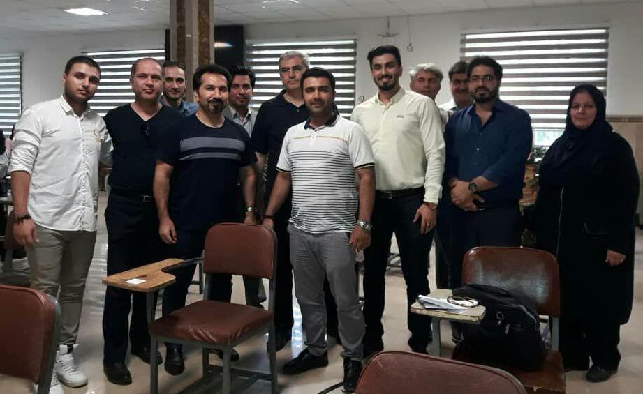 برگزاری دوره های حضوری مهندسی آب و فاضلاب مرکز دانش عطران دانشگاه شهید عباسپور atran1