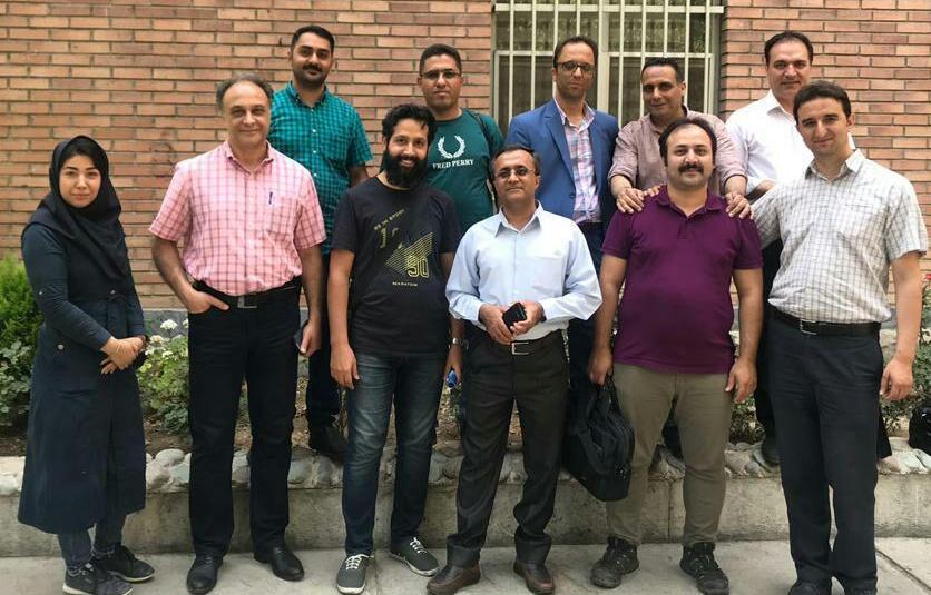 برگزاری دوره های حضوری مهندسی آب و فاضلاب مرکز دانش عطران دانشگاه شهید عباسپور atran2
