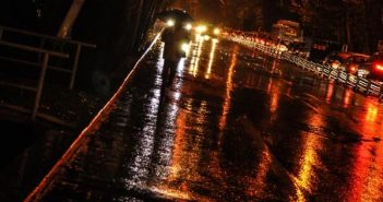همفازی با طبیعت- بارون و شب های پاییزی تهران عطران