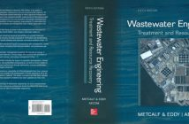 کتاب Wastewater Engineering Treatment and Resource Recovery عطران METCALF2014 atran
