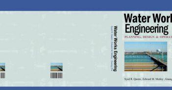کتاب water works engineering qasim atran عطران
