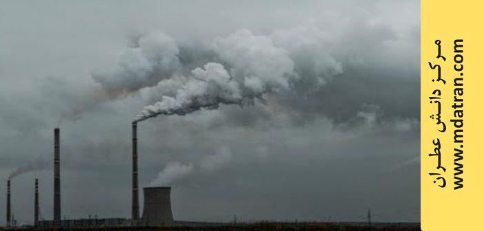 بررسی ریسک غیرسرطانی ناشی از آلایندههای گازی منتشره از دودکش کارخانه داروسازی سها atran عطران